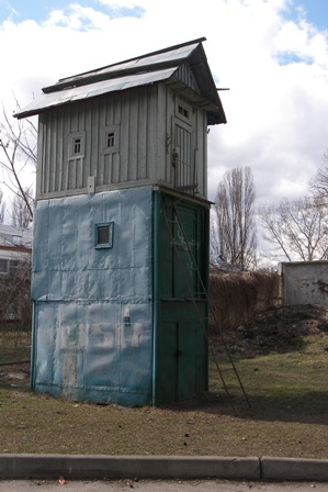 pigeon house, dovecote, Russia,design squish blog