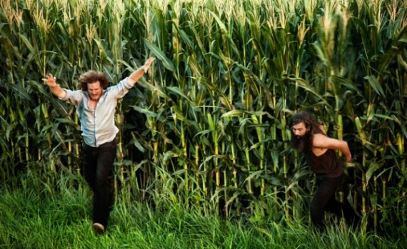 fall and winter documentary, matt anderson jumping through corn field, design squish blog