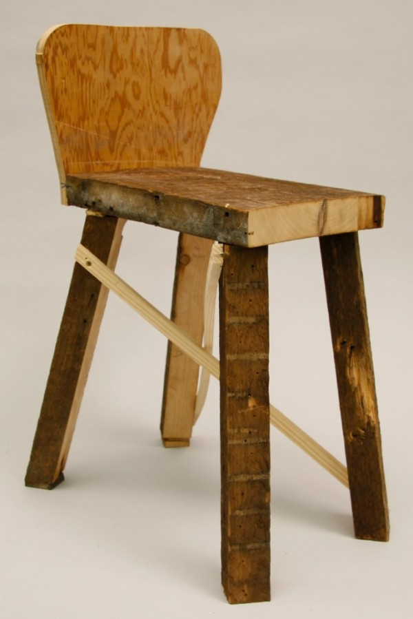 reclaimed wood chairs, DIY, design squish blog, design squish blog