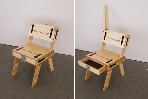 crate chairs by autumn workshop, daniel goers, design squish blog