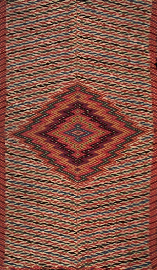 SALTILLO SARAPE, dizziying amazing, rug, design squish blog