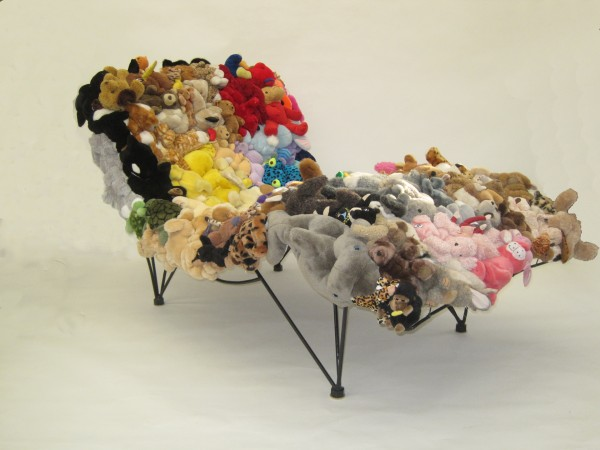 green design, recycled toys sofa,  design squish blog