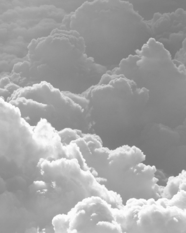 clouds photograph, design squish blog