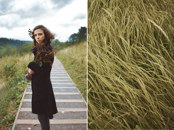 autumn grasses, design squish blog