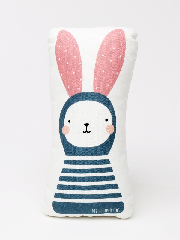 baby bunny shape pillow