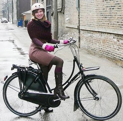 Style Fashion   Life Cycles on Design Squish Blog  New Trend  Cycle Chic   Bikes  Lifestyle  New York