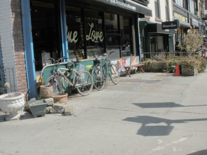 old brooklyn by bike, new york