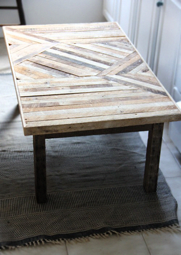Design Squish Blog Reclaimed Wood Tables By Brooklyn To