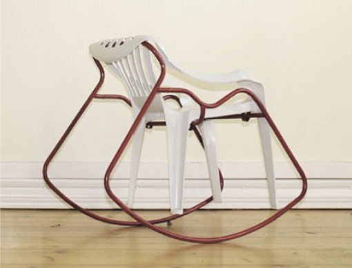 chair redesign, found objects, design squish blog