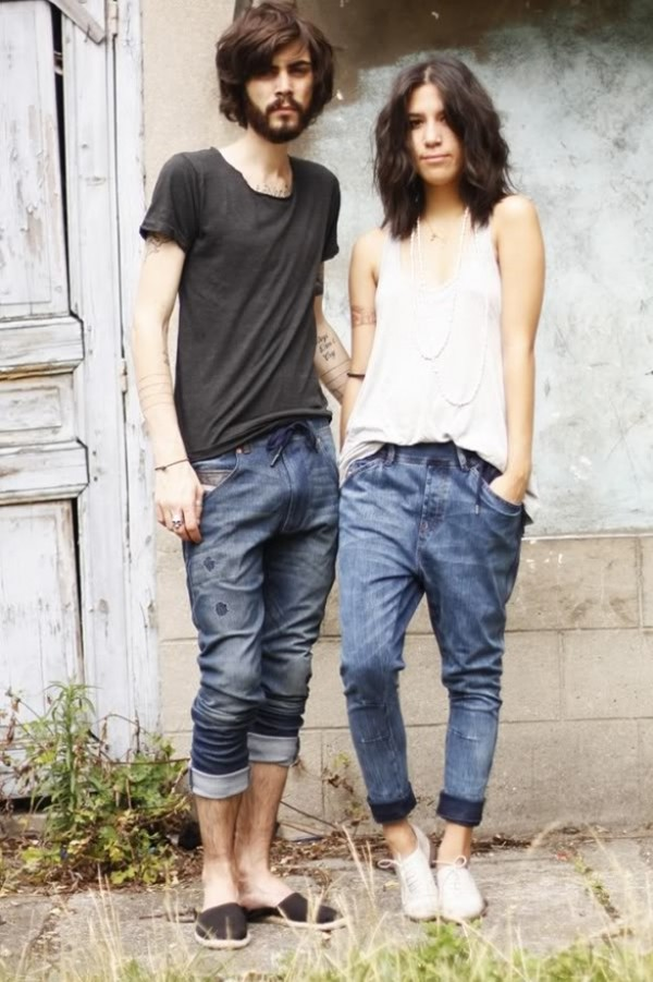cool denim pants, design squish blog