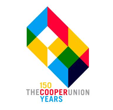 cooper union new logo, design squish blog