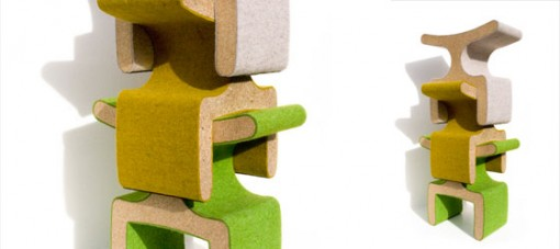 eco-friendly stackable chairs