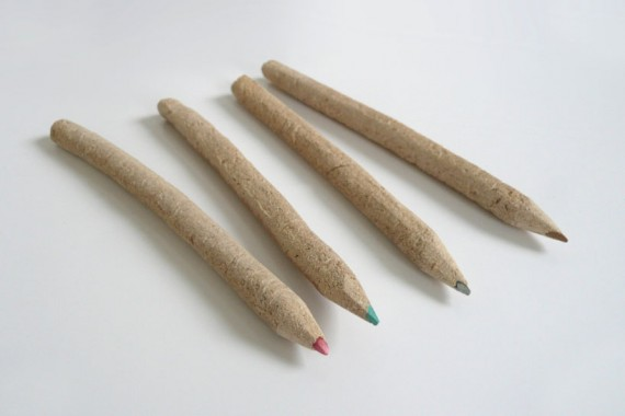 handmade diy pencils, design squish blog