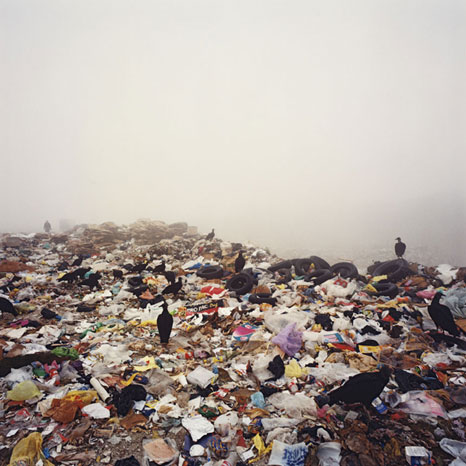 garbage dump