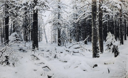 Ivan Shishkin, Winter