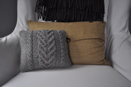 reusing old sweaters, diy redesign thoughts, design squish blog