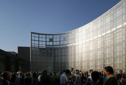new museum, lightcatcher