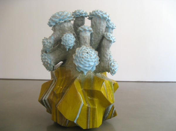 matt wedel, flower tree sculpture, contemporary art, design squish blog