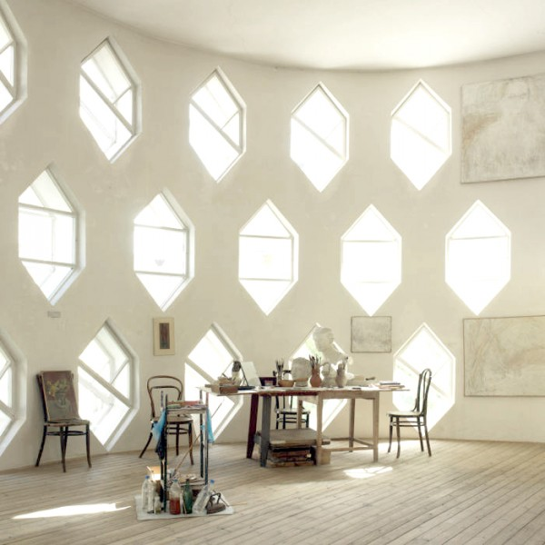 melnikov house, studio, design squish blog