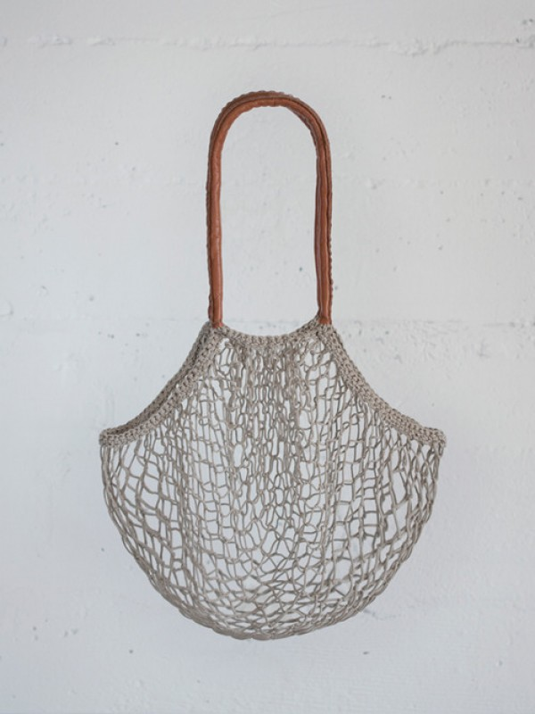 mesh tote bag, russian net tote, avoska, design squish blog