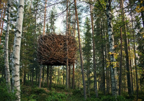treehouse nest, design squish blog