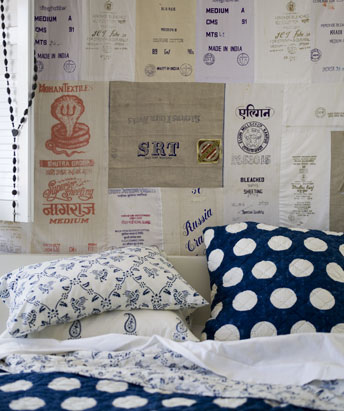 RECYCLED NEWSPAPER OR BOOKS WALLPAPER