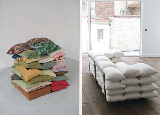 sofa pillows, design squish blog