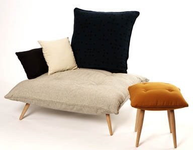 pillow sofa, design squish blog