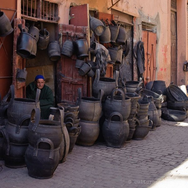 recycled tires baskets, morocco, design squish blog