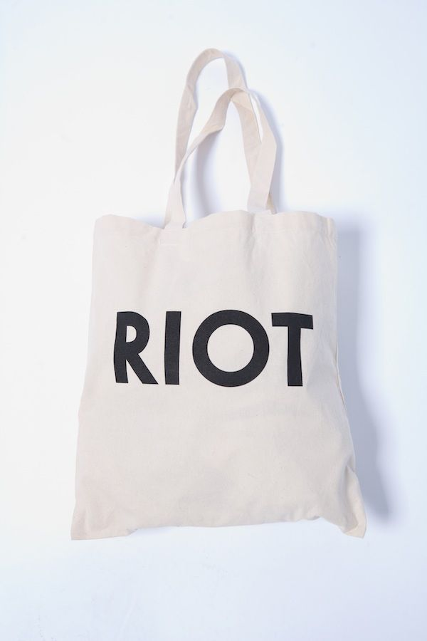 riot tote, design squish blog