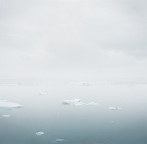 iceland, fog and ice, nature photography by stanislav ginzburg, design squish blog