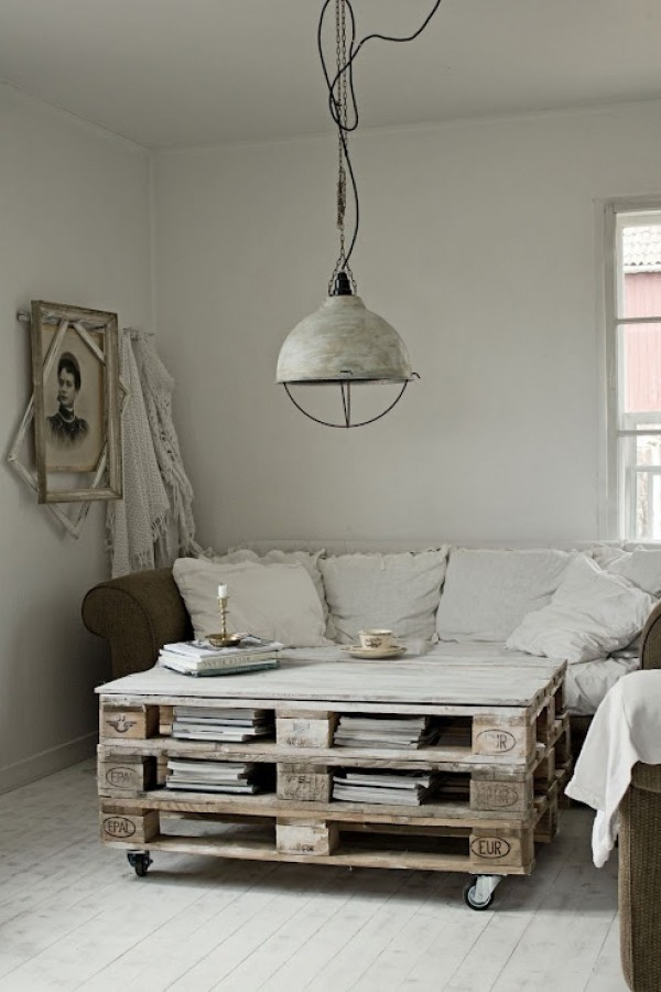 shipping pallet table, design squish blog