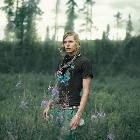 stranger, Benoit Paille, contemporary photography, design squish blog