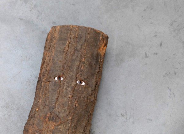 tim rollins log sculptures, pinocchio, design squish blog